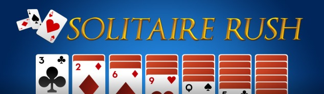 SOLITAIRE RUSH NEW ON MOBILE!