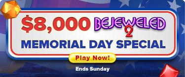 Memorial Day Special $8000