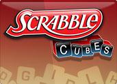 Scrabble Cubes