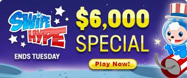 $6,000 Special SWIPE HYPE